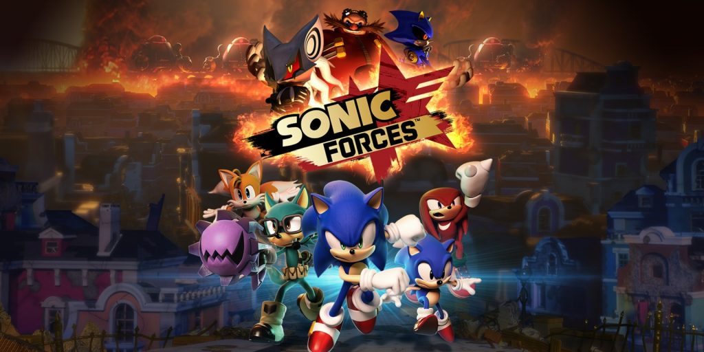 Sonic Forces grátis