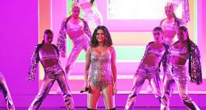 Selena Gomez AMA 2019 Kevin Winter/Getty Images for dcp