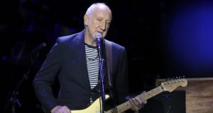 The Who: Pete Townshend