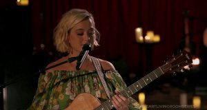 Living Room Concert Series: Katy Perry