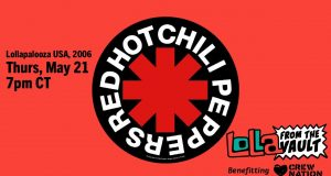Lolla From the Vault: Red Hot Chilli Peppers