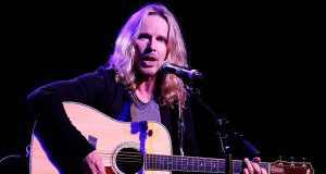 """""""Going to California"""", Tommy Shaw"""