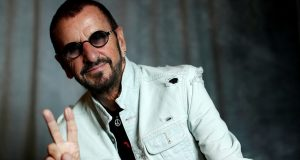 Ringo Starr, who turns 80 on July 7, pictured last year © REUTERS