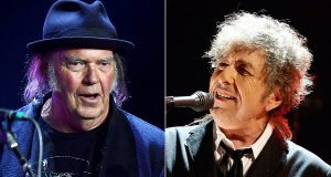 """""""The Times They Are A-Changin'"""", Neil Young"""