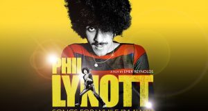 """""""Phil Lynott: Songs For While I'm Away"""""""