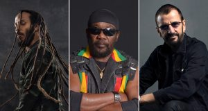 """""""Three Little Birds"""", Toots and The Maytals (feat. Ziggy Marley)"""