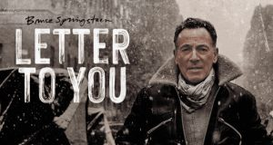 """""""Letter To You"""", Bruce Springsteen"""