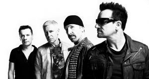 """""""Stuck In A Moment You Can't Get Out Of"""", U2"""