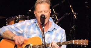 """""""Baby Hold On"""", James Hetfield"""