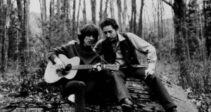 """""""Went To See The Gypsy"""", Bob Dylan feat. George Harrison"""